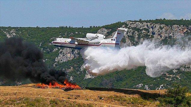 Türkiye gibi Akdeniz'e kıyısı olan ve sıcak havaların da etkisiyle sık sık orman yangınlarıyla karşı karşıya kalan diğer ülkelerde durum nasıl?
