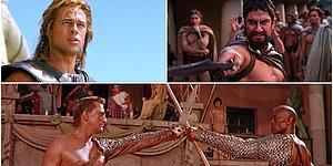 Antik Yunan Sevenleri Buraya Alalım! İşte Tarih Kokan 15 Mitolojik Film