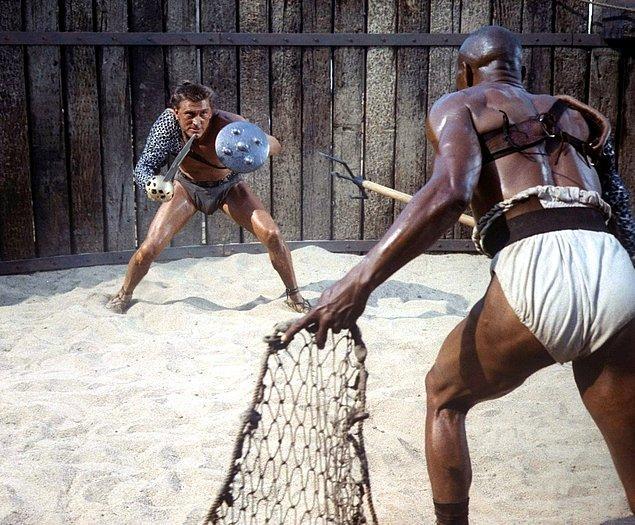 4. Spartacus (1960)