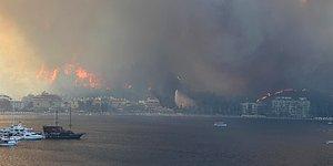 Manavgat, Marmaris, Bodrum, Adana, Osmaniye, Mersin ve Kayseri'deki Orman Yangınları Kimin İşi?
