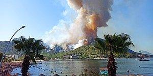Orman Yangınları Diğer Şehirleri de Tedirgin Etti! İzmir ve Balıkesir'de Ormanlara Giriş Yasaklandı