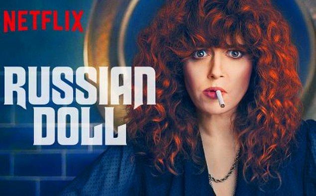 4. Russian Doll - IMDb 7,9
