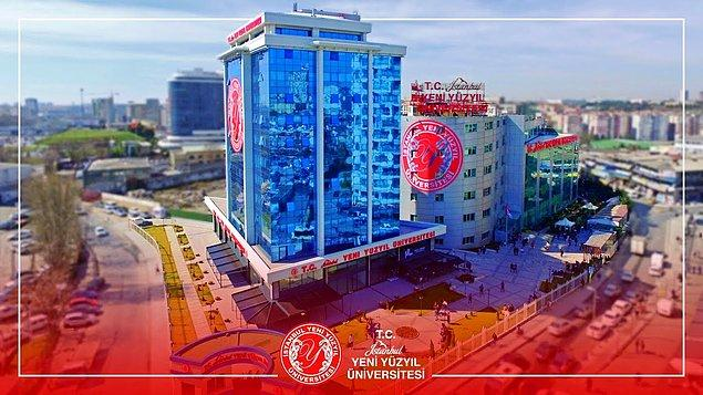 Alanında uzman akademik kadrosu, burs olanakları ve yenilikçi kampüsüyle İstanbul Yeni Yüzyıl Üniversitesi seni bekliyor!