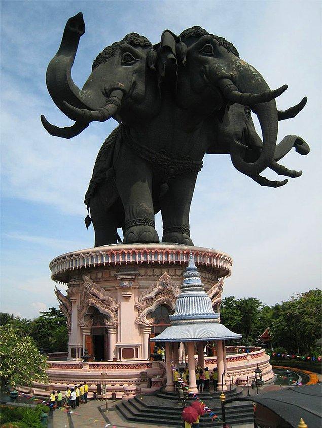 7. Erawan Müzesi, Tayland