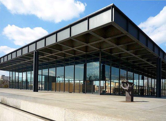 30. Neue Nationalgalerie, Almanya