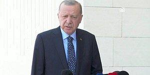 Erdoğan: 'Dünyada Sayılı İtfaiye Örgütlerinden Birine Sahibiz'