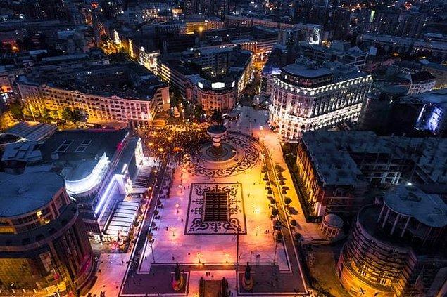 12. Makedonya Meydanı