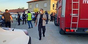 Konya'da Katliam! 7 Kişiyi Öldürüp Evi Ateşe Verdiler