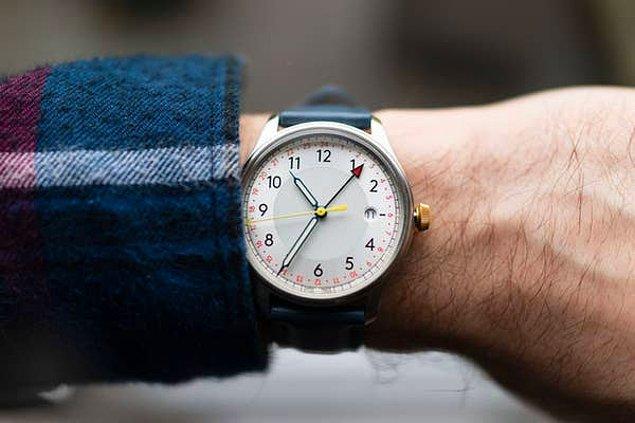 8. Sence saat insana bir hava katıyor mu?