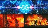 Özgür Akın Yazio: Yangınlarla Mücadele ve 5G İlişkisi