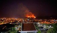 Alevler Kontrol Altına Alındı: Fethiye'deki Yangında Molotof Kokteyli İddiası