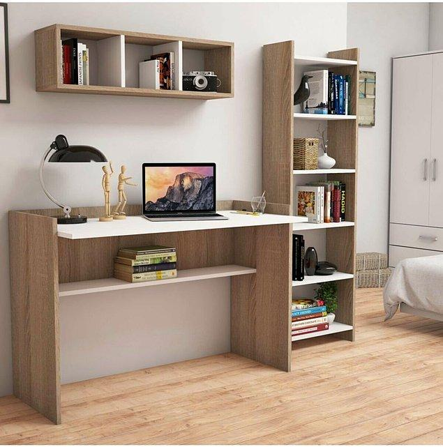 9. Çalışma odanız için kullanışlı eşyalar arıyorsanız mutlaka bu sete bakın.