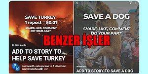 """Orman Yangınları Sonrasında Instagram'da Beliren """"Save Turkey"""" Hikayesi Dolandırıcılık Yöntemi mi?"""