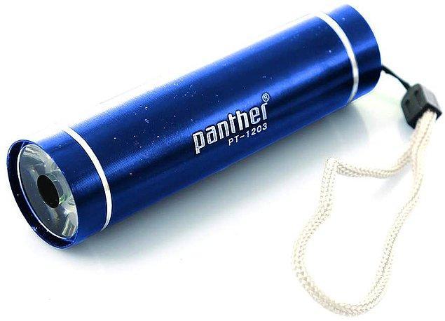 2. Küçük bir el fenerine her an ihtiyacınız olabilir...