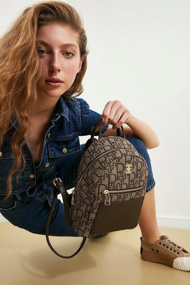 1. Pierre Cardin sırt çantası markanın en sevilen ürünleri arasında yer alıyor! 👍