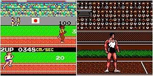 Olimpiyat Ateşi Yanmaya Devam Ederken Olimpiyatların Resmi Oyunu Track and Field'ı Hatırlayalım