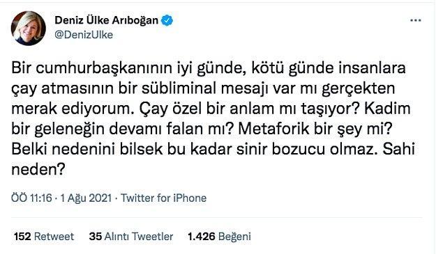 Acaba Erdoğan yaptığının ne kadar absürt olduğunun farkında değil mi?