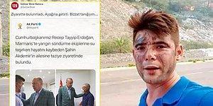 CHP'li Karaca: 'Erdoğan, Şahin Akdemir'in Ailesini Ayağına Getirtti'