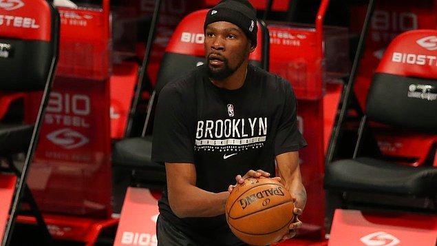 Kendisi ünlü basketbolcu Kevin Durant'ın da ilgisini çekmiş...