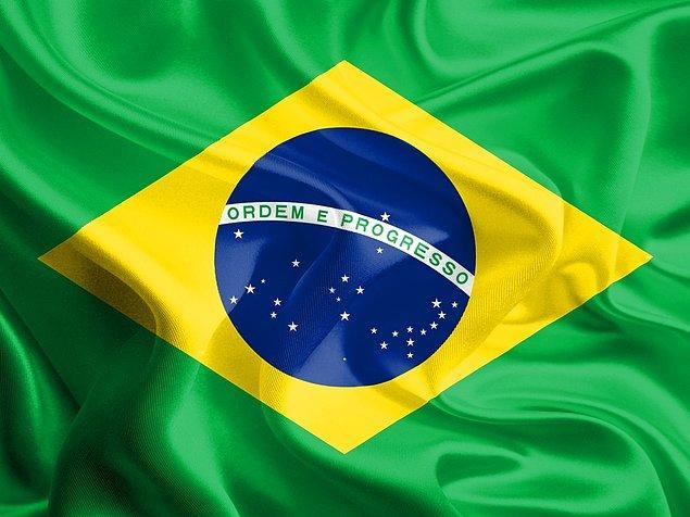Brezilya da iyi haberler bitmiyor.
