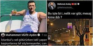 AKP'li Yöneticiler ve Yandaş Medya Temsilcileri Tarafından Atılıp Dakikalar Sonra Silinen Skandal Paylaşımlar