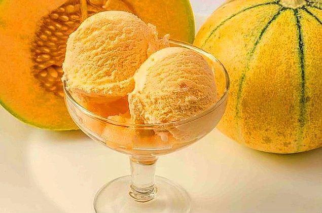 7. Kavunlu Dondurma Tarifi: