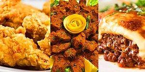A'dan Z'ye Seçtiğin Yiyeceklere Göre Hangi Memlekettensin?