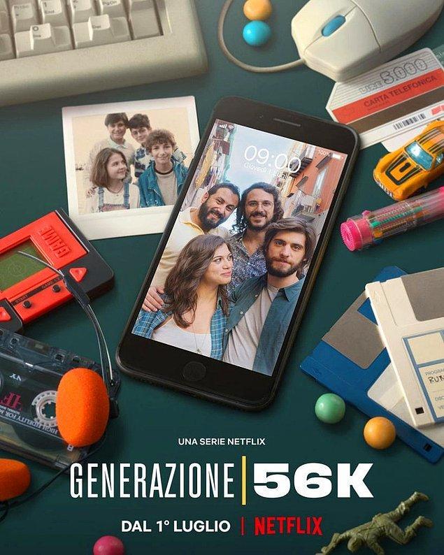 3. Generazione 56K