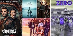 Biraz Gölgede Kalmış Olsa da İzleyenlerin Bayıldığı Netflix'in 10 Başarılı İtalyan Dizisi