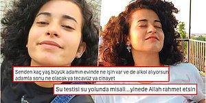 Mustafa Murat Ayhan Tarafından Katledilen Azra Gülendam Haytaoğlu'nun Ardından Yapılan İnsanlık Dışı Yorumlar