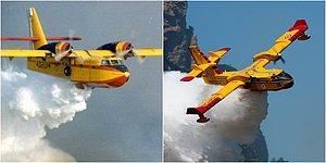 AB'nin Gönderdiği Yardım Uçakları Kullanılamaz Denerek THK Ambarlarında Bekleyen Uçaklarla Aynı mı?