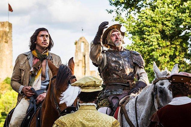 13 Ağustos 21.30 The Man Who Killed Don Quixote (Don Kişot'u Öldüren Adam)