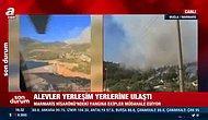 Manavgat'ta A Haber Muhabiri, 'Vatandaşlar Öfkeli Üzerimize Doğru Geliyorlar' Diyerek Canlı Yayını Kapattı