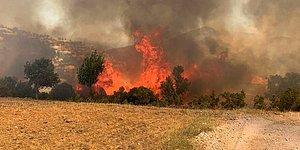 Canlı Blog | Uşak'taki Yangın Kontrol Altına Alındı, Adana'da Müdahaleye Devam Ediliyor