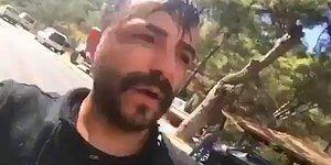 Vatandaş İsyan Etti: 'Halk, Jandarma, Asker, Bekçi Mücadele Ediyor Maaşı Namusu Kadar Olan Haberciler Yok'
