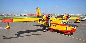 DW Türkçe, THK Uçaklarının Bulunduğu Alana Gitti: 7 Yangın Söndürme Uçağı Öylece Bekliyor