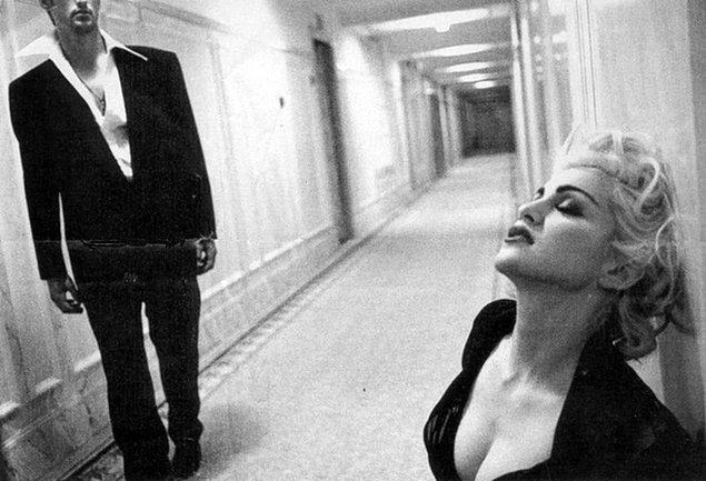90. Madonna - Justify My Love
