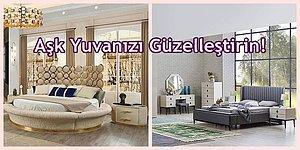 Aşk Yuvanızı En Güzel Haliyle Döşemenizi Sağlayacak 21 Modern Yatak Odası Takımı