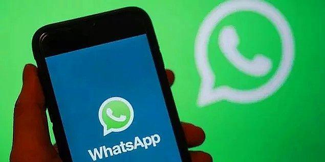 Bilgisayardan WhatsApp Web'e Giriş