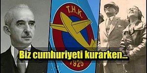 """İsmet Paşa'nın """"40 Paranın"""" Hesabını Yaptığı Türk Hava Kurumu Anısını Okuyunca Çok Duygulanacaksınız!"""