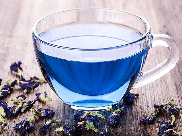 Mavi Kelebek Çayı