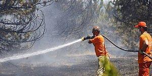 AOÇ'deki Yangının Şüphelisi İçin 10 Yıl Hapis İstendi
