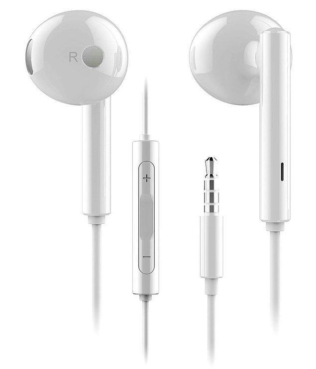 7. Kablolu kulaklıktan vazgeçemeyenler için Huawei'nin bu kulaklığında indirim var.