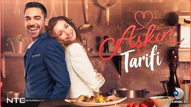 8. 'Aşkın Tarifi' de Pazartesi günü Kalp Yarası dizisiyle yarışmasının acısını çekiyor. Son zamanlarda 2 reytingi zor da olsa buluyor ama sezonda 7-8 reytingli işler izlediğimizi düşünürsek, yakında ona da veda edeceğiz.
