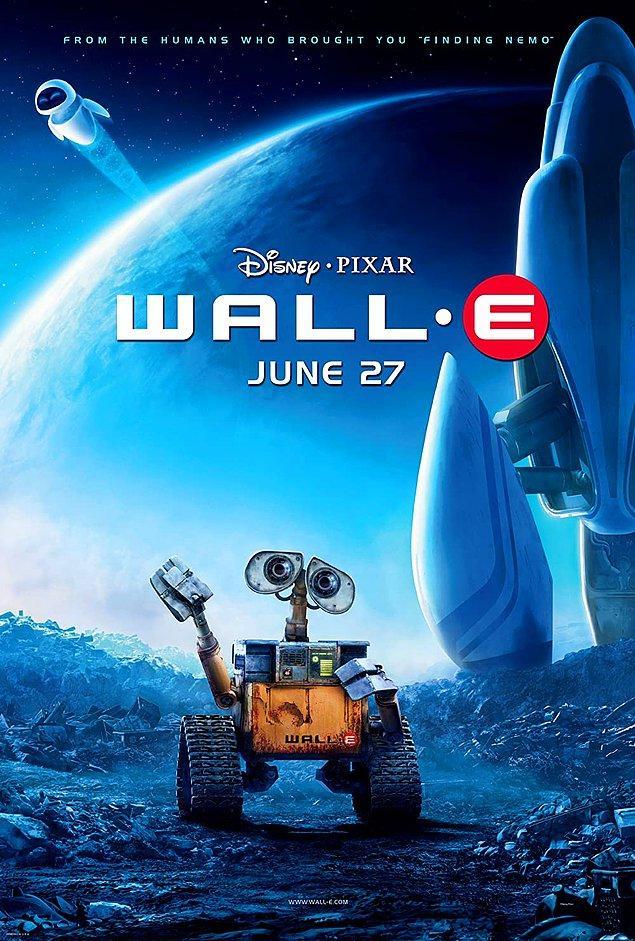 2. Wall-e - IMDb 8.4