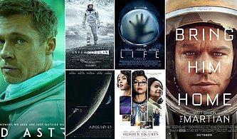 Sizi Uzay Boşluğunda Savuracak, Ufkunuzu Genişletecek Uzay Temalı En İyi 9 Sinema Filmi
