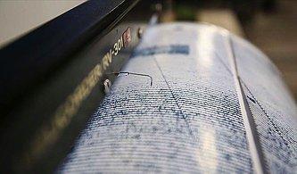 Datça Açıklarında 5 Büyüklüğünde Deprem Meydana Geldi