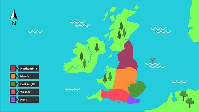 Eardwulf, İngiltere'de siyasi istikrarsızlığın zirve yaptığı bir dönemde ülkenin başındaydı.