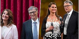 27 Yıllık Evliliklerinin Ardından Ayrılma Kararı Alan Bill Gates ve Melinda Gates Resmi Olarak Boşandı!