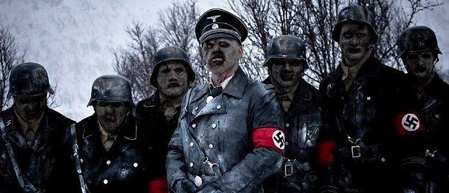 Nazilere takılan 'zombi asker' lakabı Pervitin hapının etkileri ile ortaya çıktı.
